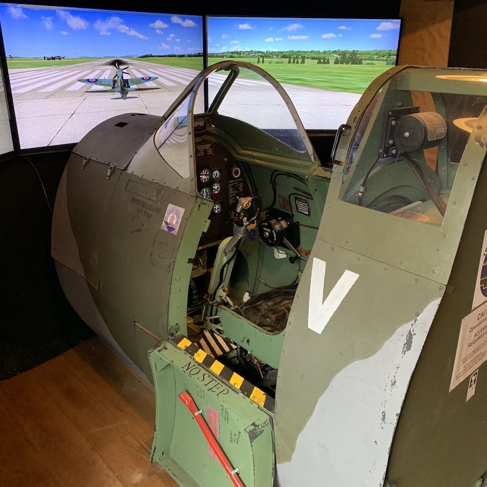The Simulator Cockpit